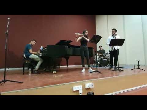 קונצרט ראשון של מגמת מוסיקה לחינוך המיוחד. רביעיית יאיר רחמים