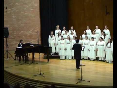 Ankor Choir - LaMidbar | מקהלת אנקור - לך למדבר